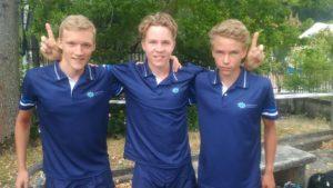 17-vuotiaiden EM-kultajoukkue